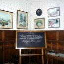 Классная комната Великих княжон Романовых. Ливадийский дворец.