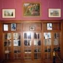 Библиотека в Ливадийском дворце.