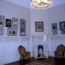 Интерьеры в Ливадийском дворце.