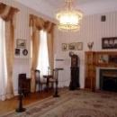 Интерьеры на втором этаже Ливадийского дворца. Комнаты личных покоев императорской семьи.