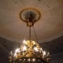 Люстра в Большом Ливадийском дворце.