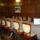 С 4 по 11 февраля 1945 г. в Белом Большом Ливадийском дворце состоялась Крымская (Ялтинская) конференции.