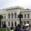 Новый Большой Белый Ливадийский дворец в Крыму.