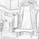 Внутренняя обстановка дворца