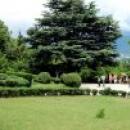Крым Парковый комплекс Ливадийского дворца