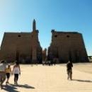 Достопримечательность Луксора – Луксорский храм.