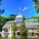 Парк Ретиро Хрустальный дворец