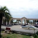Гагрская колоннада. Абхазия.