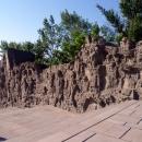 Левая Стена-Руина. Мамаев курган. Волгоград.