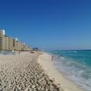 Отдых на берегу Карибского моря. Канкун. Мексика.