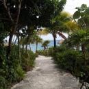 Курортная зона Ривьера Майя. Канкун. Мексика.