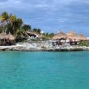 Курорт Канкун. Карибское море. Мексика.