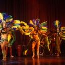 Шоу-программа в отелях Канкуна. Мексика.