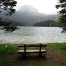 Черное озеро состоит из двух самостоятельных озер: Большого и Малого.