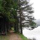 Черное озеро – самое крупное ледниковое озеро в Черногории.