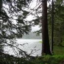 Природа Черногории. Черное озеро в национальном парке Дурмитор.