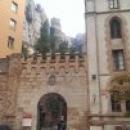 Монтсеррат - священное место в Испании.