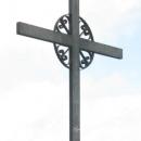 Крест Святого Михаила на горе Монтсеррат.