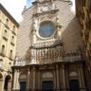 Basilica Montserrat Базилика на горе Монтсеррат