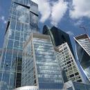 Москва Сити - Московский международный деловой центр.