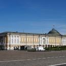 Здание бывшего Сената (18 век). Московский Кремль.