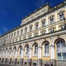 Большой Кремлёвский дворец на территории Московского Кремля.