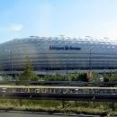 Футбольный стадион Allianz Arena