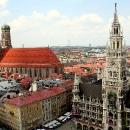 Историческая часть Мюнхена