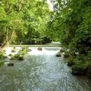 Парк Мюнхена - природа