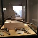 Экспозиция оружия разных эпох в Замке Святого Ангела. Рим.