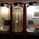Коллекция оружия в залах музея Замка Святого Ангела. Рим, Италия.