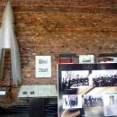 Экспонаты и стенды в Музее космонавтики и ракетной техники имени В.П. Глушко в Санкт-Петербурге.