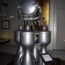 Двигатель РД-214 «Космос». Музей космонавтики и ракетной техники имени В.П. Глушко в Санкт-Петербурге.