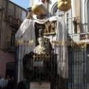 Памятник каталонскому философу Франсеску Пужольсу