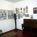 Одна из комнат в музее Чехова.