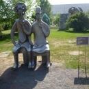Парк искусств и музей скульптур - «Музеон» в Москве.
