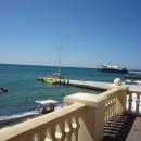 Набережная Сочи у пляжа «Эдем».