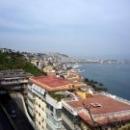Неаполитанский залив со смотровой площадки.