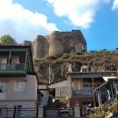 Архитектура Старого Тбилиси у форта Нарикала.