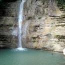 Водопады в Большом Геленджике.