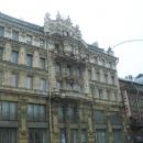 Здания на Невском проспекте в Санкт-Петербурге.