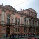 Дворец князей Белосельских-Белозерских в Санкт-Петербурге.