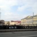 Мосты в Санкт-Петербурге.