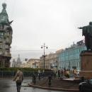 Дом Зингера на Невском проспекте в Санкт-Петербурге.