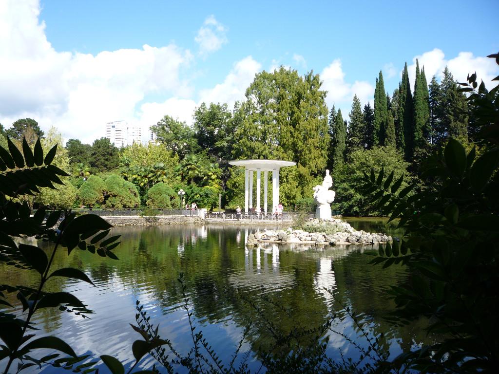 Сочи парк дендрарий фото