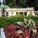 Центральный вход в парк Дендрарий. Сочи.