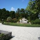 Скульптура Природа. Нижний парк. Дендрарий. Сочи.