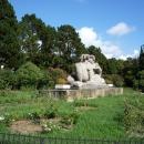 Скульптура в Нижнем парке. Дендрарий. Сочи.