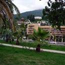 Парк в Старой Гагре. Абхазия.