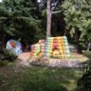 Детский городок в парке Старой Гагры.